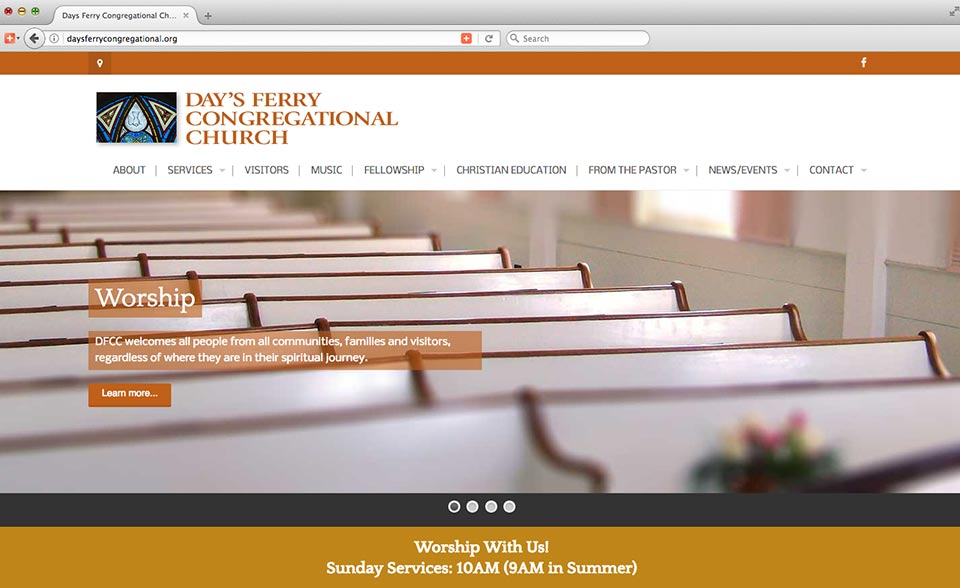 Days Ferry Congregational Church