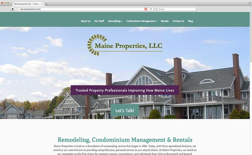 Maine Properties LLC