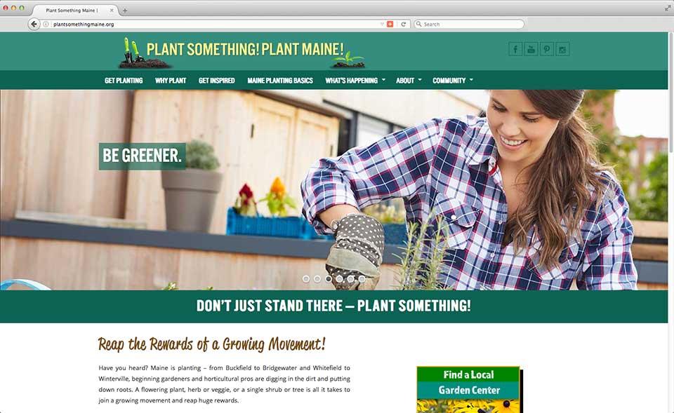Plant Something Maine